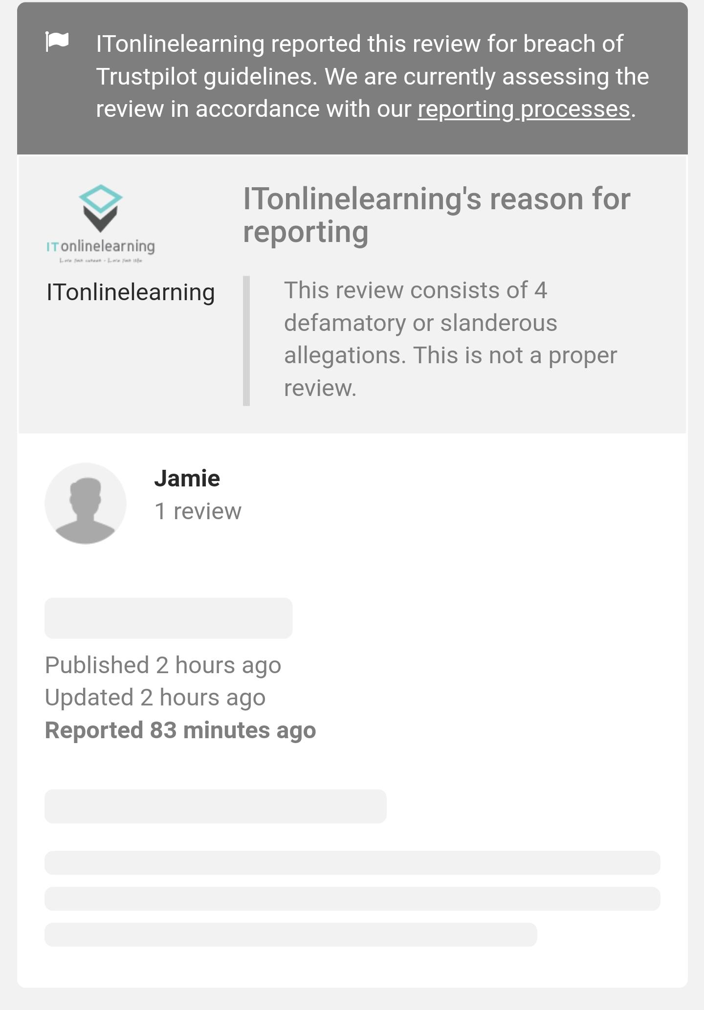 Trustpilot Reviews 135 Reviews Of Trustpilot Com