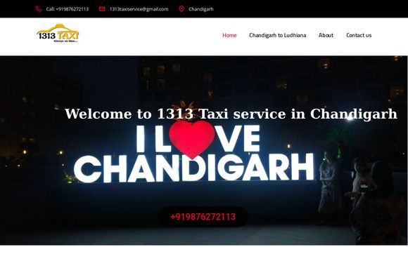 1313taxichandigarh