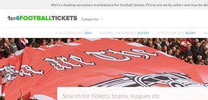 1st4 Football Tickets