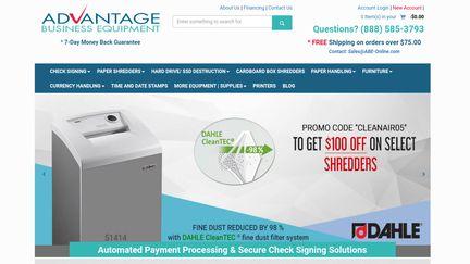 Advantage Business Equipment