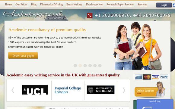 Academic-paper.co.uk
