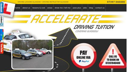 AccelerateDrivingTuition.co.uk