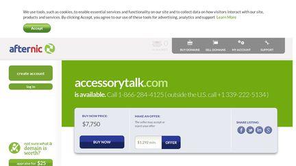 AccessoryTalk