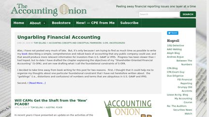 Accounting Onion