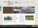 Adamsgarlic.com