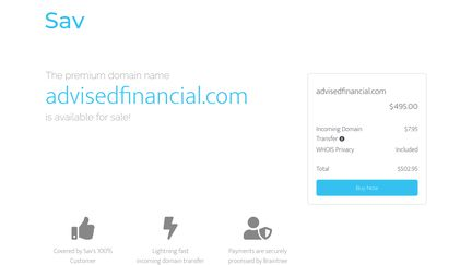AdvisedFinancial