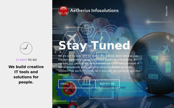Aetherius Infosolutions