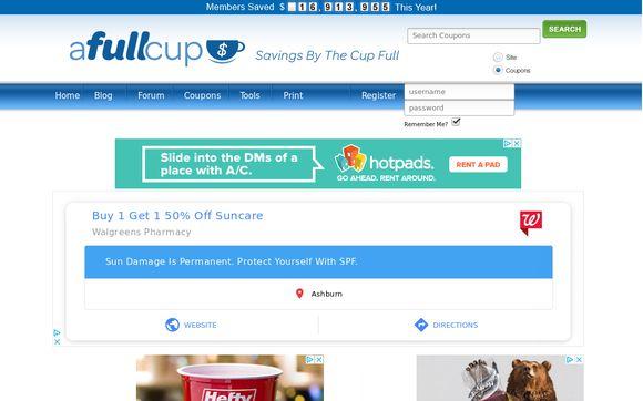 AFullCup.com
