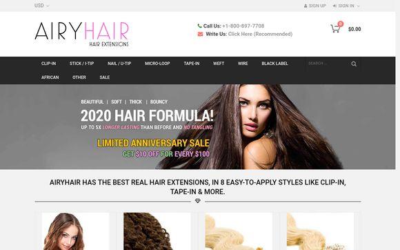 Airy Hair
