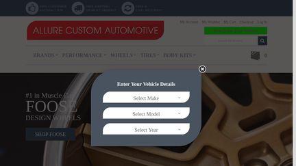 Allure Custom Automotive.