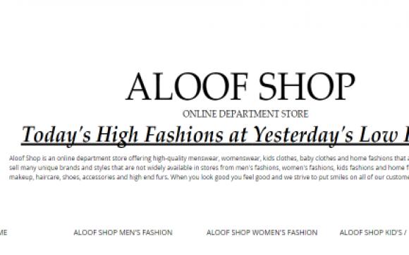 AloofShop