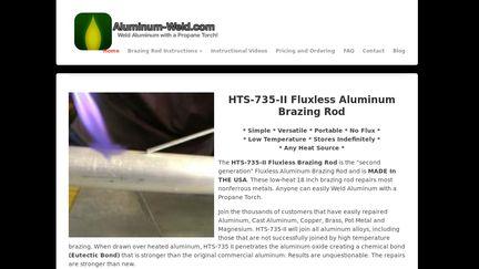 Aluminum-Weld