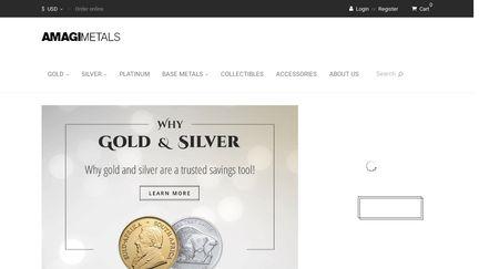 Amagimetals.com