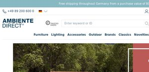 Ambientedirect München ambientdirect reviews 99 reviews of ambientedirect com sitejabber