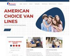 AmericanChoiceVanLines