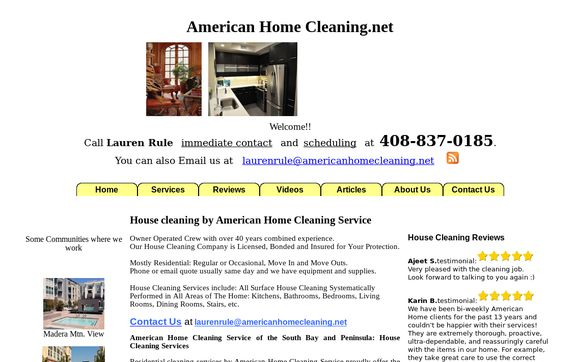 American Home Cleaning