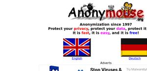 Anonymouse.org