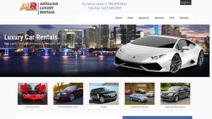 Antillian Miami Luxury