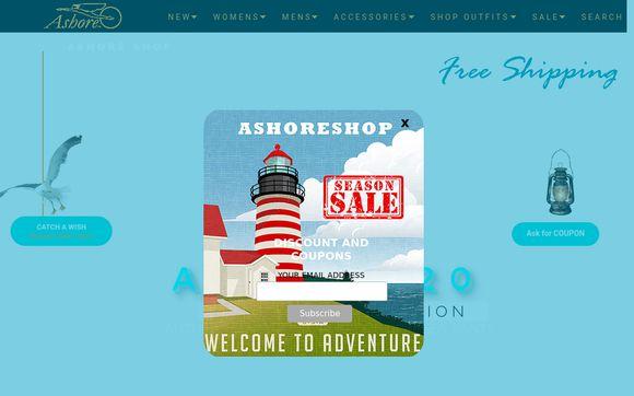 Ashore Shop