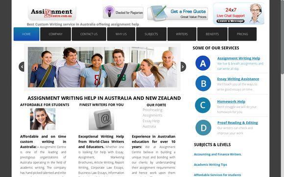AssignmentCentre.com.au