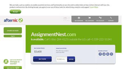 Assignment Nest