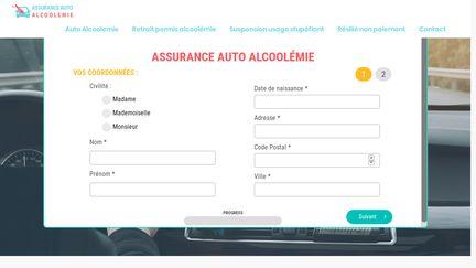 Assurance Auto Alcoolemie