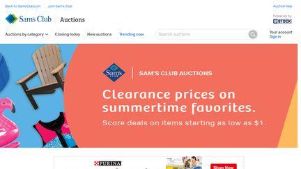 Auctions.SamsClub