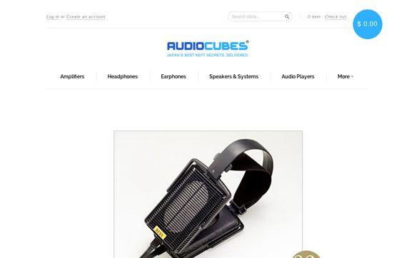 Audiocubes