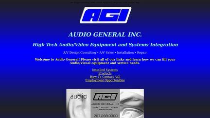 AudioGeneral