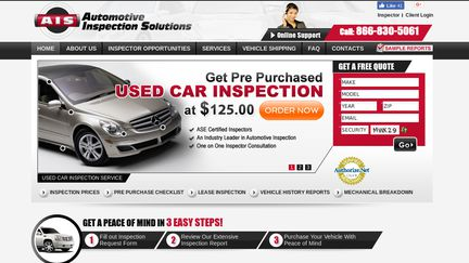 AutoInspectionServices