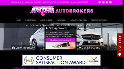 Avon Auto Brokers