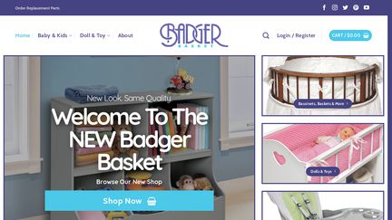 Badger Basket