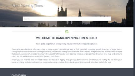 Bank-opening-times.co.uk