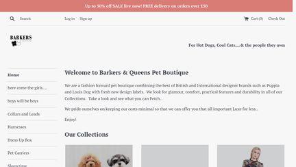 Barkersandqueens.com
