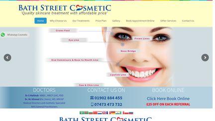 BathStreetCosmetic.co.uk