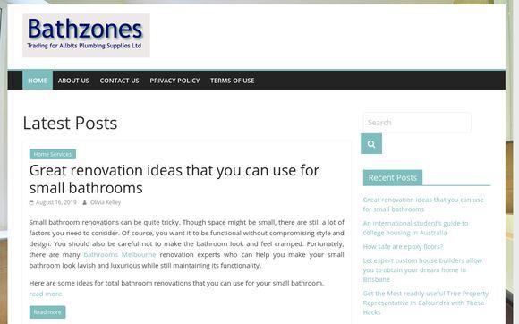 Bathzones.co.uk