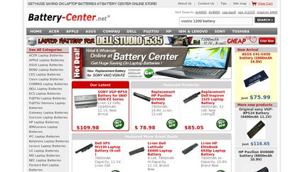 Battery-center.net