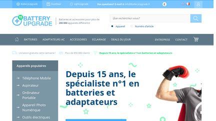 BatteryUpgrade.fr
