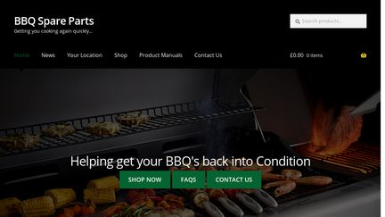 BBQSpareParts.co.uk