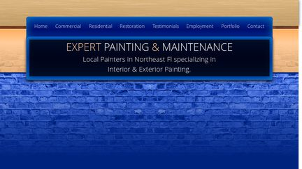 Expert Painting and Maintenance