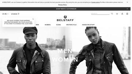 Belstaff.com