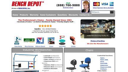Bench Depot