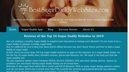 Best Sugar Daddy Websites In 2018