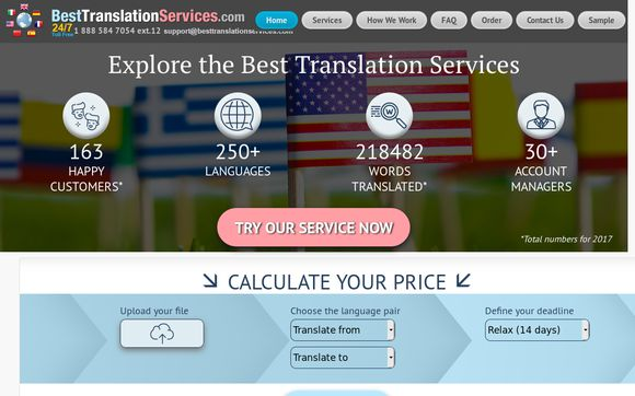 Best Translation Services