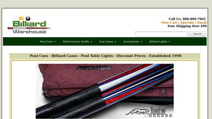 BilliardWarehouse