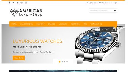 American Luxury Shop