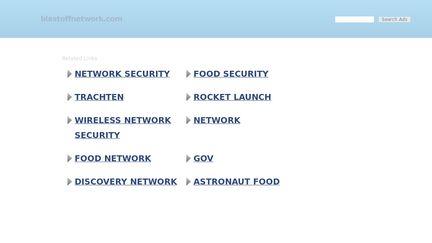 Blastoff Network