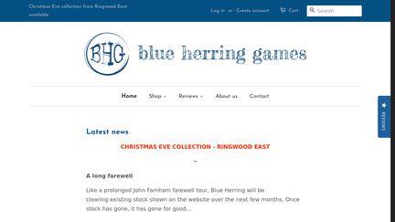 Blue Herring Games