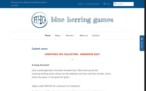 Blue Herring Games
