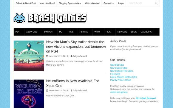 BrashGames.co.uk